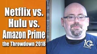 Video Netflix, Amazon Prime and Hulu Comparison: The 2018 Ultimate Throwdown MP3, 3GP, MP4, WEBM, AVI, FLV Oktober 2018