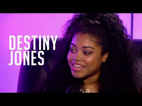 DESTINY JONES TALKS ABOUT HER DAD, NAS
