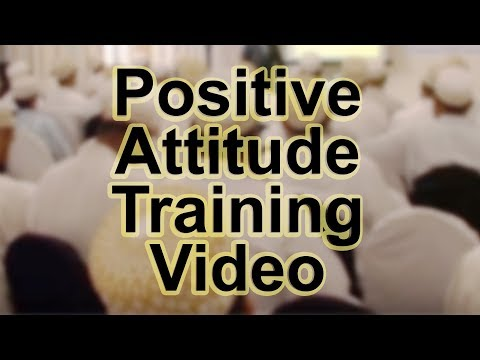 attitude videos - Positive Attitude Training Workshop (3 Hours) can help you succeed at your work place and can help you be happy at your home. This positive attitude video in...