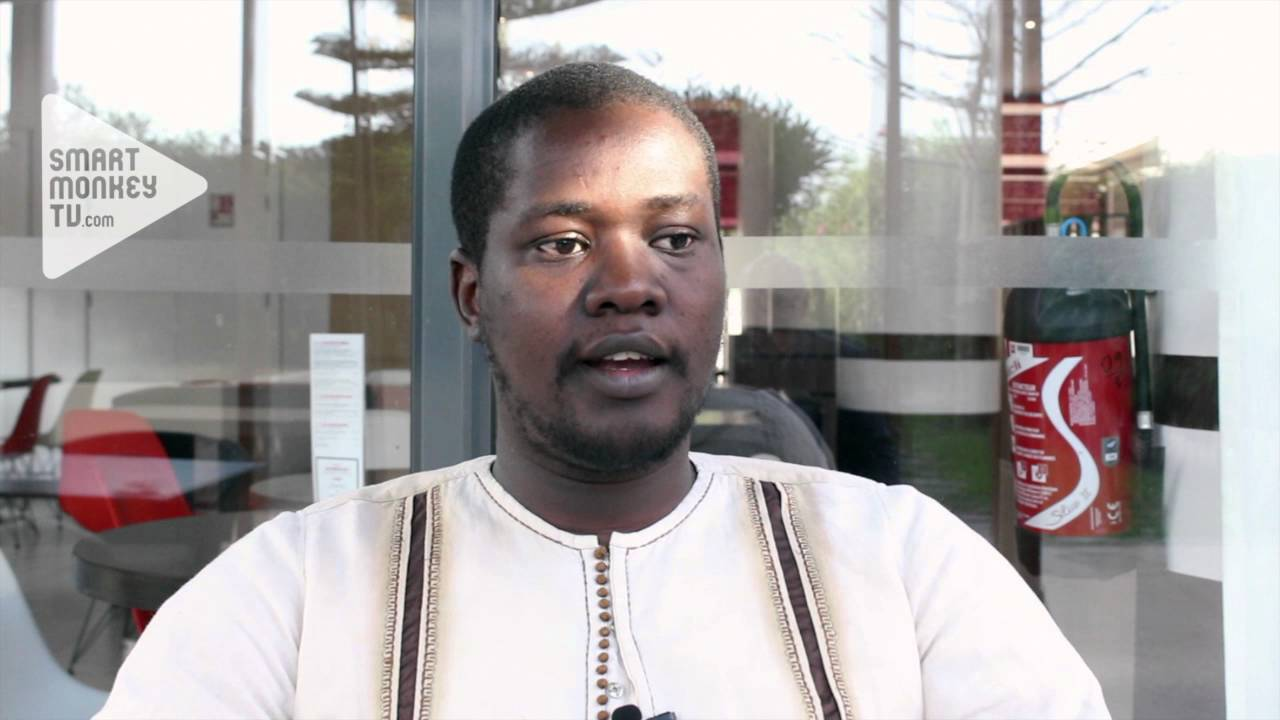 Sadibou Sow on Dev Academie's mentor-guided open learning space and its expansion plans in 2016