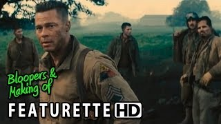 Fury Official Preview (2014) Featurette #1