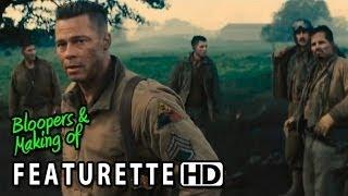 Fury Official Preview (2014) Featurette #1
