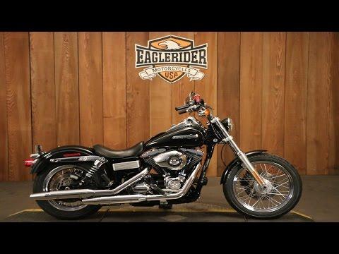 2012 Harley-Davidson Dyna Super Glide Custom