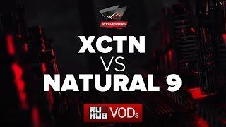 Execration  vs Natural 9, ROG Masters, game 2 [LightOfHeaveN]