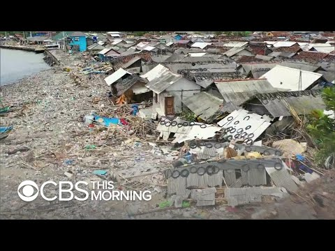 Destruction From Indonesia Tsunami Comes Into Focus