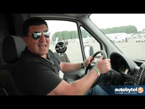 2013 Mercedes-Benz Sprinter and Test The Best Video Tour