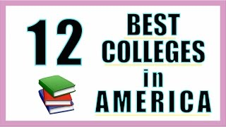 12 Best Colleges in the US by Seventeen Magazine