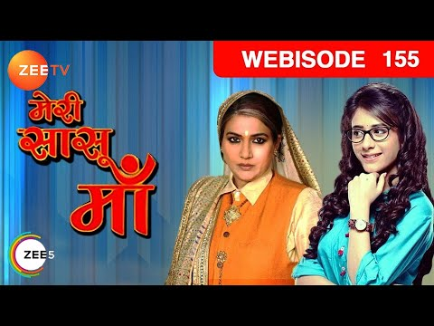 Meri Saasu Maa - Episode 155 - July 23, 2016 - Web