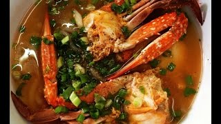 crab soup / nandu rasam