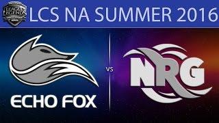 EFX vs NRG, game 2