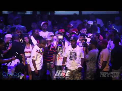 SMACK/ URL PRESENTS DNA VS E-NESS