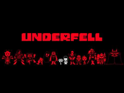 Underfell (Undertale AU) - Spear Of Agony [Extended]