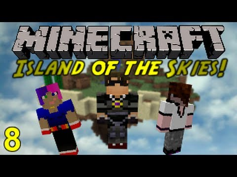 Minecraft: Island of the Skies 8 : Pack Your Bags