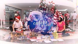 Esse ano a Valejet se uniu à uma causa muito especial em parceria com os Correios. Escolhemos 10 Cartinhas de Crianças que fizeram um pedido ao Papai Noel. Veja como foi a preparação da nossa equipe e a entrega dos presentes nos Correios. Esperamos fazer o Natal dessas Crianças mais feliz!