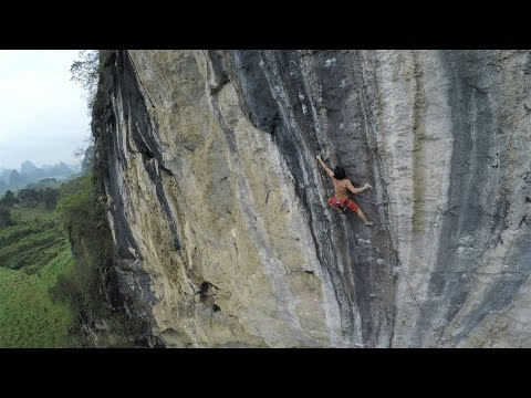 Watch Rock Climbing China s White Mountain