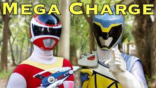 Dino Mega Charge [Power Rangers Morph Problem]