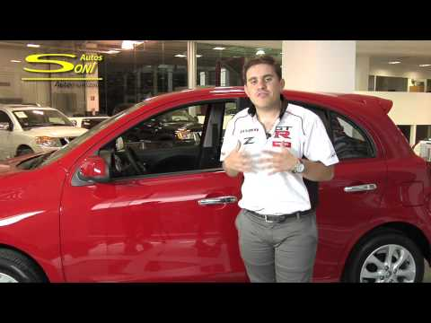 #Automovilízate y conéctate con Nissan March