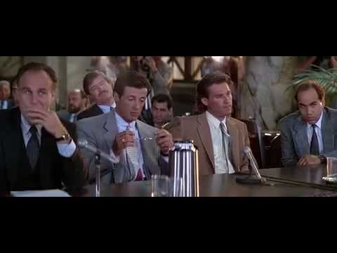 Tango & Cash - This whole thing ... Fucking sucks! (Courtroom scene)