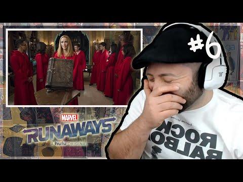 "Marvel Runaways Episode 6 REACTION ""Metamorphosis"""