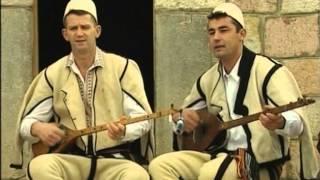 Muzikë Folklorike Xhirim Tek Kulla- Gllogjan - 5