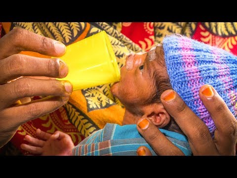 Cup Feeding Your Small Baby (Hausa) - Small Baby Series