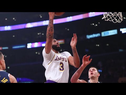 Denver Nuggets vs LA Lakers - Full Game Highlights   December 22, 2019   NBA 2019-20