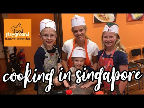 Cooking Class In Singapore!