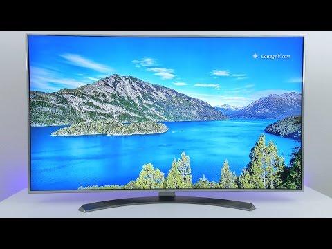 Видео Телевизор LED LG 65UH661V