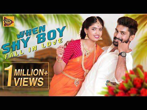 When Shy Boy Falls In Love | IPL Episodes | Being Thamizhan | IPL Tamil Web Series