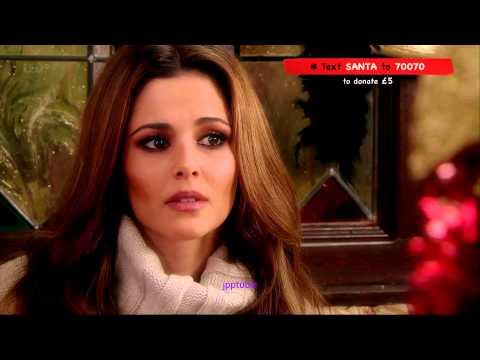 Cheryl Cole - [HD] Coronation Street Cameo #TextSanta - 20 Dec 13