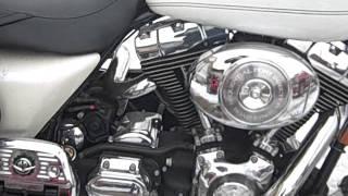 8. 2004 Harley Davidson Road King Motorcycle