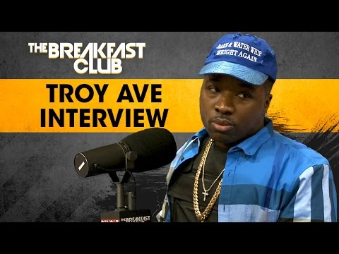 Troy Ave Returns To The Breakfast Club