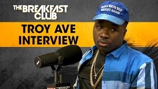 Video Troy Ave Speaks On Tragic Events At Irving Plaza, Attempts On His Life, Jail Time & More MP3, 3GP, MP4, WEBM, AVI, FLV Mei 2018