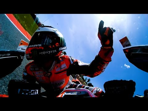 Rewind and relive the Italian GP