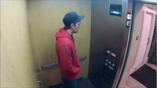 Extremely Scary Ghost Elevator Prank II 552314 YouTubeMix