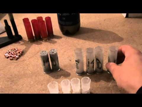 Снаряжения патронов 12 калибра своими руками