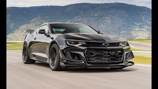 The sixth generation Chevrolet Camaro is usually a pony car that is generated by Chevrolet that's first revealed towards the public on May 16, 2015. Sales entered 2015 for your 2016 model year. The sixth generation Camaro now utilizes the GM Alpha platform distributed to the Cadillac ATS and CTS and features MacPherson struts before, instead of the former Multi-link setup. General Motors claims that 70 percent of architectural components within the new Camaro are unique to your car.