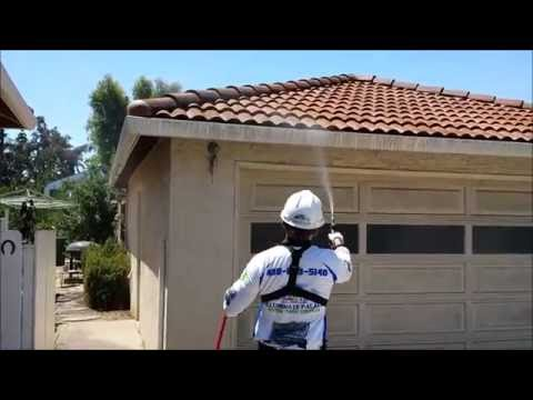 House Wash in Fremont CA | Certified SoftWash Exterior Cleaning