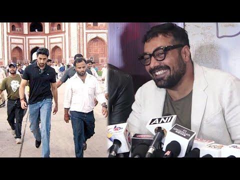 Anurag Kashyap's Reaction On Working With Abhishek