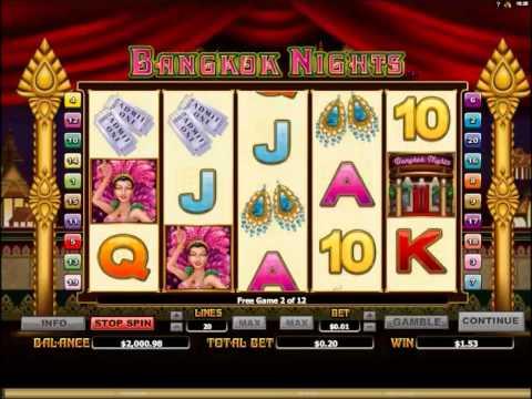 Bangkok Nights Slots Bonus, Gamble and Free Spins