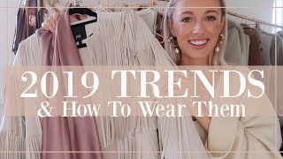 Download Video 10 FASHION TRENDS FOR 2019 // Fashion Mumblr MP3 3GP MP4
