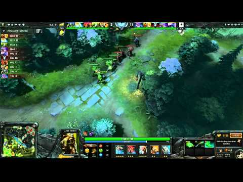 Na`Vi vs iG The International 2 Final Game 3