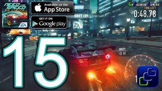 NEED FOR SPEED No Limits Android iOS Walkthrough - Part 15 - Car Series: Uber Subaru: Chapter 3, EA Games, video games
