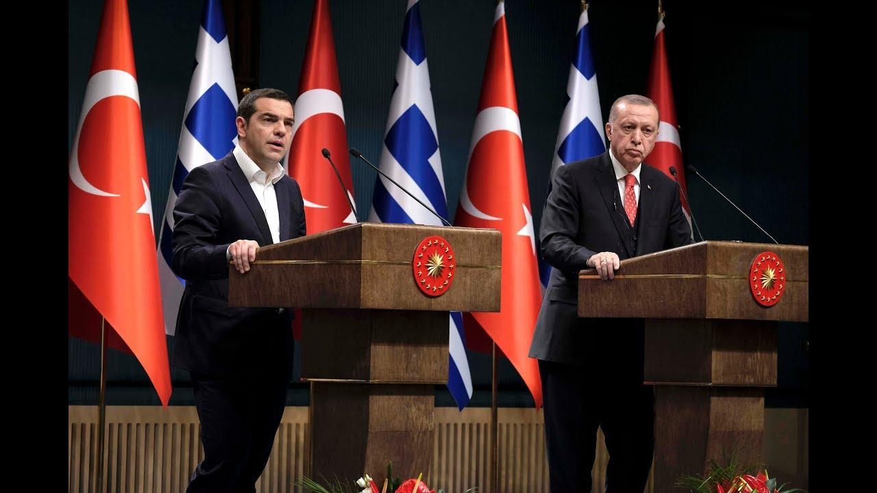 Κοινές δηλώσεις με τον Πρόεδρο της Τουρκικής Δημοκρατίας, Ρ. Τ. Ερντογάν