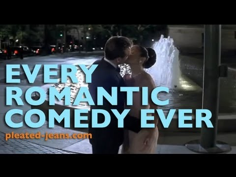 every - Coming soon to a theater near you: every romantic comedy that has ever existed. Music: Walking by Syncopika (used with permission under Creative Commons) htt...