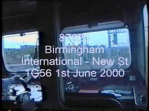 87025 Cab ride Birmingham International - Bham New St