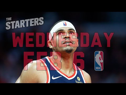 Video: NBA Daily Show: Feb. 6 - The Starters