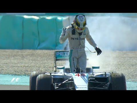 2016 Malaysian Grand Prix: Race Highlights