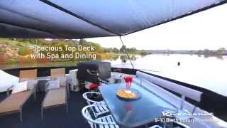 Murray Bridge Australia  City pictures : Riverdance Houseboat, Murray Bridge, South Australia