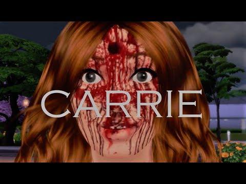 CARRIE THE STRANGE   SIMS 4 HORROR STORY (18+)